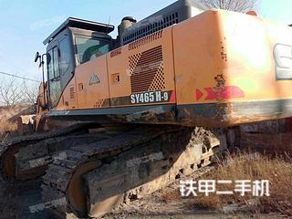 三一重工SY465H-9挖掘机