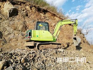 现代R60-5挖掘机