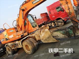 斗山DH150W-7挖掘机