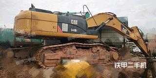 卡特彼勒340D2 L挖掘机