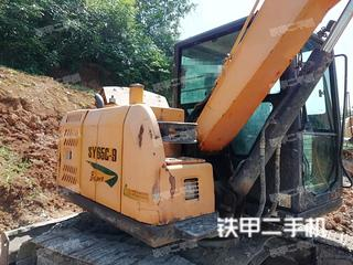 三一重工SY65挖掘机