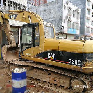 卡特彼勒320CL挖掘机