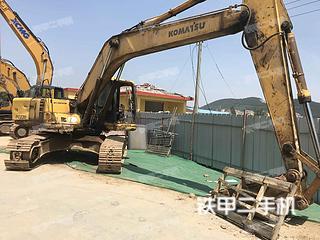 小松PC220-6