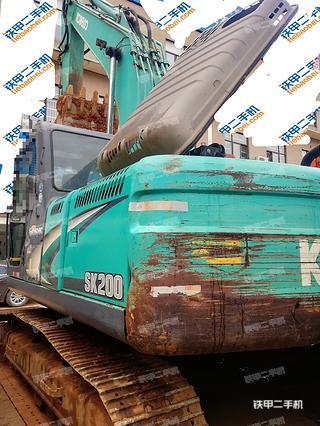 神钢SK200-11挖掘机