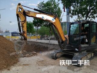 三一重工SY55挖掘机