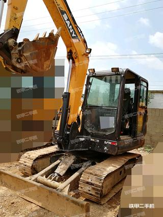三一重工SY55C-9挖掘机