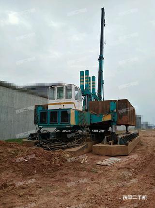 山河智能ZYJ800B压桩机