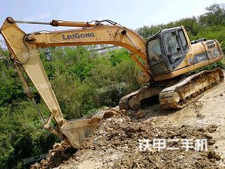 柳工CLG922LC挖掘机