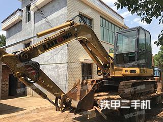 洛阳路通LT70-6挖掘机实拍图片