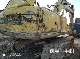 住友SH200A2挖掘机