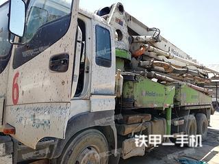 鸿得利HDL5270THB泵车