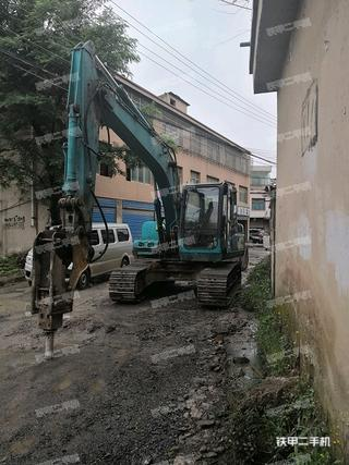 山河智能SWE150ELR挖掘机