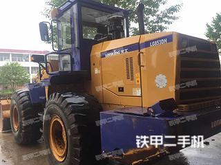 龙工LG853DH装载机