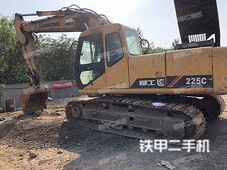 柳工CLG200-3挖掘机