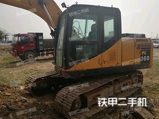 江麓机电CN150LC挖掘机