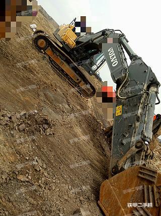 沃尔沃EC480D挖掘机