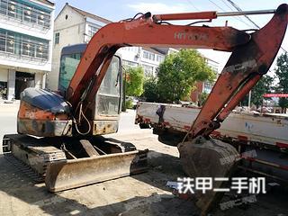 日立EX55挖掘机