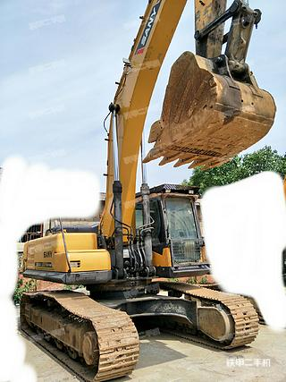 三一重工SY365H-9挖掘机