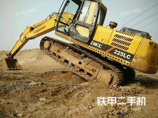 柳工CLG205C挖掘机