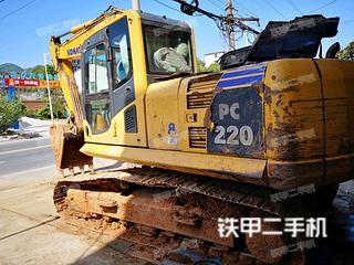 小松PC210-8(600mm履带板)挖掘机