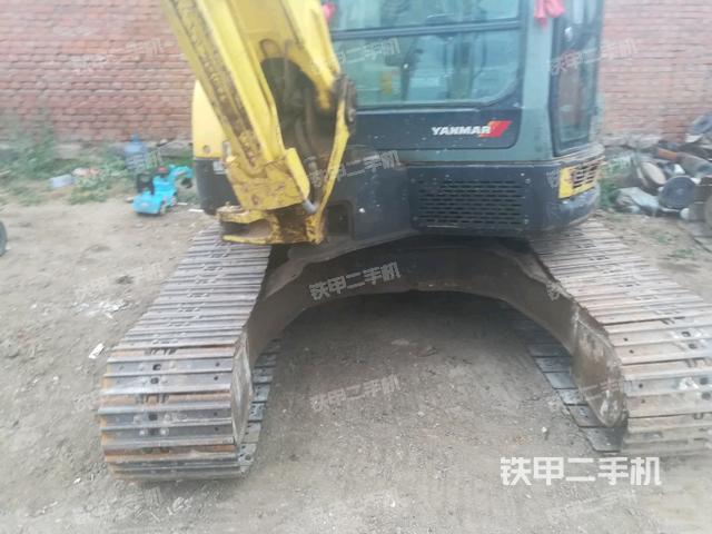 山东青岛市洋马Vio55-5B挖掘机