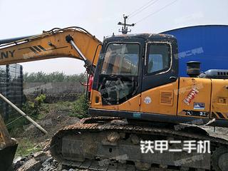 三一重工SY205C-8挖掘机
