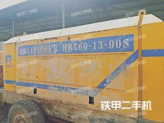 方建建設HBT60S拖泵實拍圖片