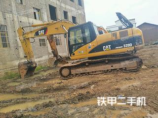 卡特彼勒320DL挖掘机
