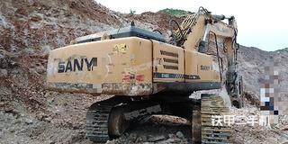 三一重工SY465C挖掘机