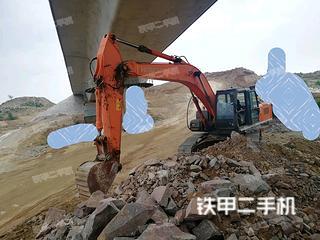 日立ZX260LCH-3G进口挖掘机