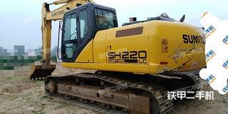 住友SH220LC-5挖掘机