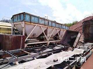 通盟机械HZS35混凝土搅拌站