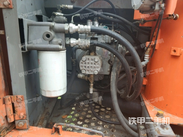 浙江杭州市日立ZX120进口挖掘机