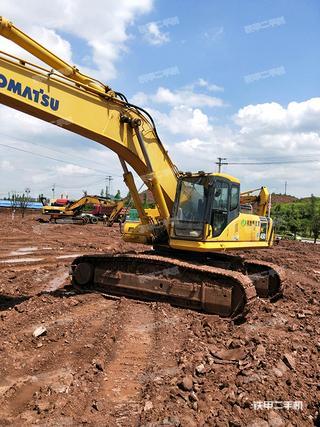 小松PC450LC-7挖掘机