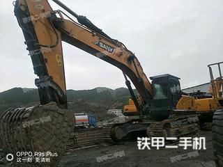 三一重工SY465C-9挖掘机