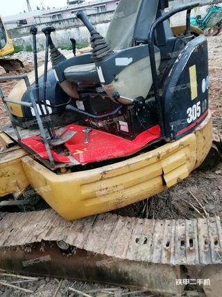 卡特彼勒305CR挖掘机