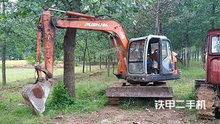 普什重机PZ85-7挖掘机