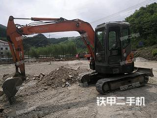日立EX55UR-3挖掘机