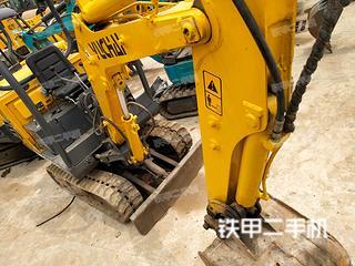玉柴YC20-8挖掘机