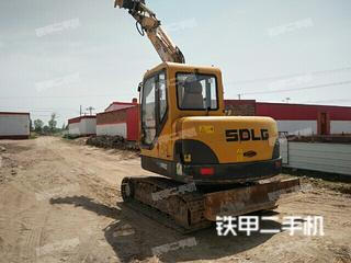临工E660FL挖掘机