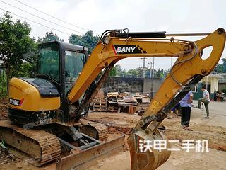 三一重工SY50U挖掘机