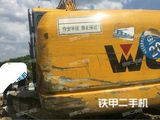 沃得重工W2245-8挖掘机