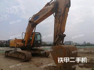 现代R265LC-7挖掘机
