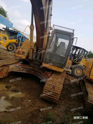 柳工CLG920E挖掘机