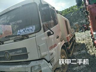 中聯重科ZLJ5121THB車載泵實拍圖片