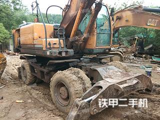 现代R210W-9挖掘机