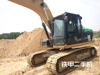 卡特彼勒318DL挖掘机