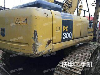 小松PC300挖掘机