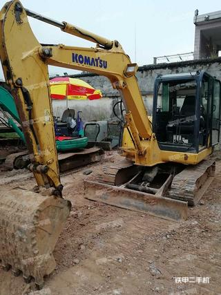 小松PC56-7挖掘机