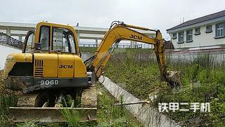 山重建机GC60-8